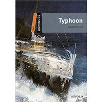 Dominoes Second Edition Level 2 - Typhoon with Audio Mp3 Pack