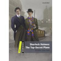 Dominoes Second Edition Level 1 - Sherlock Holmes: the Top-secret Plans with Audio Mp3 Pack