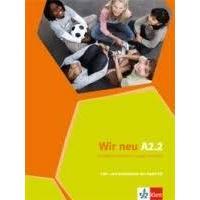 Wir NEU 2 (A2.1) - pracovní sešit