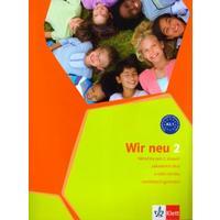 Wir NEU 2 (A2.1) - učebnice
