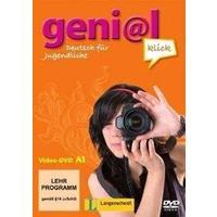 Genial Klick A1 - Kursbuch + 2CD