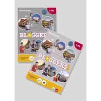Bloggers 1 (A1.1) - 2 dílný pracovní sešit s kódem