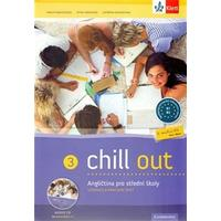 Chill out 3 (B1-B2) - učebnice s pracovním sešitem + CD MP3