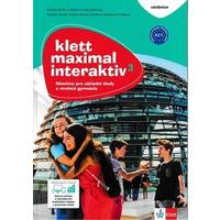 Klett Maximal interaktiv 3 (A2.1) - učebnice