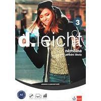 d.leicht 3 (A2.2) - učebnice + pracovní sešit + CD MP3 + kód