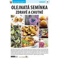 Olejnatá semínka  (naučné karty č.7)