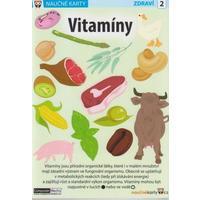 Vitamíny (naučné karty č.2)
