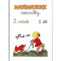 Matematické rozcvičky 2.ročník - 2.díl