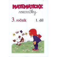 Matematické rozcvičky 3.ročník - 1.díl