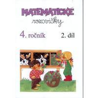 Matematické rozcvičky 4.ročník - 2.díl