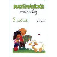 Matematické rozcvičky 5.ročník - 2.díl (příklady k procvičování)  A5 str.32