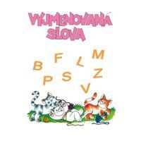Vyjmenovaná slova  B, F,L,M,P,S,V, Z - procvičovací sešit pro 3.ročník ZŠ