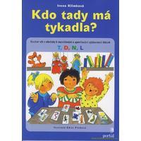 Kdo tady má tykadla - k nacvičování a upevňování výslovnosti hlásek T,D,N,L