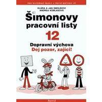 Šimonovy pracovní listy 12 - (Dopravní výchova)