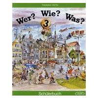 Wer? Wie? Was? 3 - učebnice s novým pravopisem     DOPRODEJ
