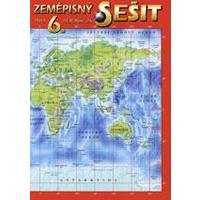 Zeměpisný sešit pro 6. ročník ZŠ