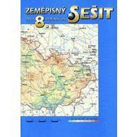 Zeměpisný sešit pro 8.ročník ZŠ