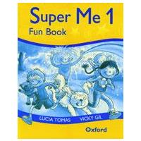 Super Me 1 - Fun Book