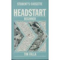 Headstart Beginner Student's - kazeta    DOPRODEJ