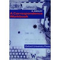 A Correspondence - Workbook / DOPRODEJ