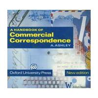A handbook of Commercial Correspondence - učebnice