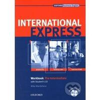 International Express Pre-Intermediate - Workbook + Student´s Workbook CD Pack