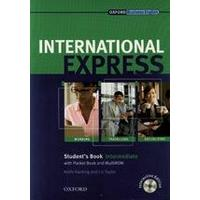 International Express Intermediate - Student's Book with Pocket Book+MultiROM