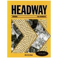 Headway Pre-Intermediate - Workbook with key  DOPRODEJ
