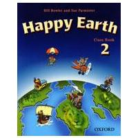 Happy Earth 2 - Class Book