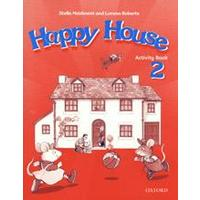 Happy House 2 - Activity Book DOPRODEJ