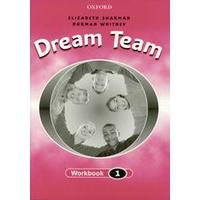Dream Team 1 - Workbook  DOPRODEJ