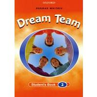 Dream Team 2 - Student's Book DOPRODEJ