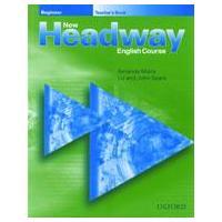 New Headway Beginner - Teacher's Book  DOPRODEJ