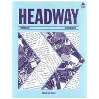 Headway Intermediate - Workbook with key  DOPRODEJ