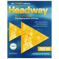 New Headway Pre-Intermediate (Third edition) - Maturita workbook with key