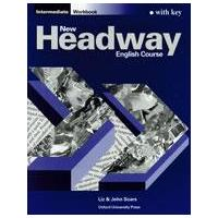 New Headway Intermediate - Workbook with key  DOPRODEJ