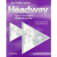 New Headway Upper-Intermediate (Third edition) - Workbook with key