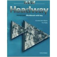 New New Headway Advanced - Workbook with key  DOPRODEJ