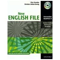 New English File Intermediate - Multipack B