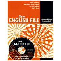 New English File Upper-Intermediate - Teacher´s Book + Test Resource CD-ROM