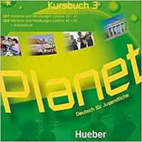 Planet 3 - audio CDs