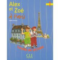 Alex et Zoé á Paris - Cahier de Lecture