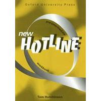 New Hotline Pre-Intermediate - Workbook  DOPRODEJ