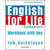 English for Life Elementary - Workbook with key