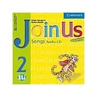 Join Us for English 2 - Songs Audio CD