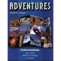 Adventures Intermediate - Student's Book / DOPRODEJ