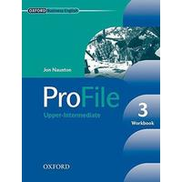 Profile 3 Upper-Intermediate - Workbook with key