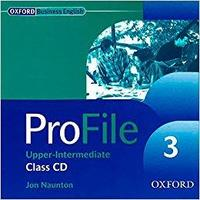 Profile 3 Upper-Intermediate - Class Audio CD