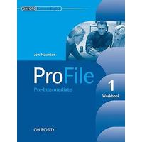 Profile 1 Pre-Intermediate - Workbook with key