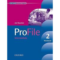 Profile 2 Intermediate - Workbook with key